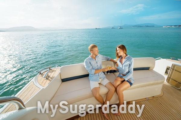 aventuras con un Sugar Daddy (2)