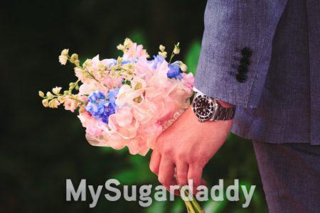 Pasar el Día de San Valentín con un Sugar Daddy