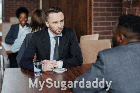 Etiqueta para Sugar Daddies: Reunión de negocios