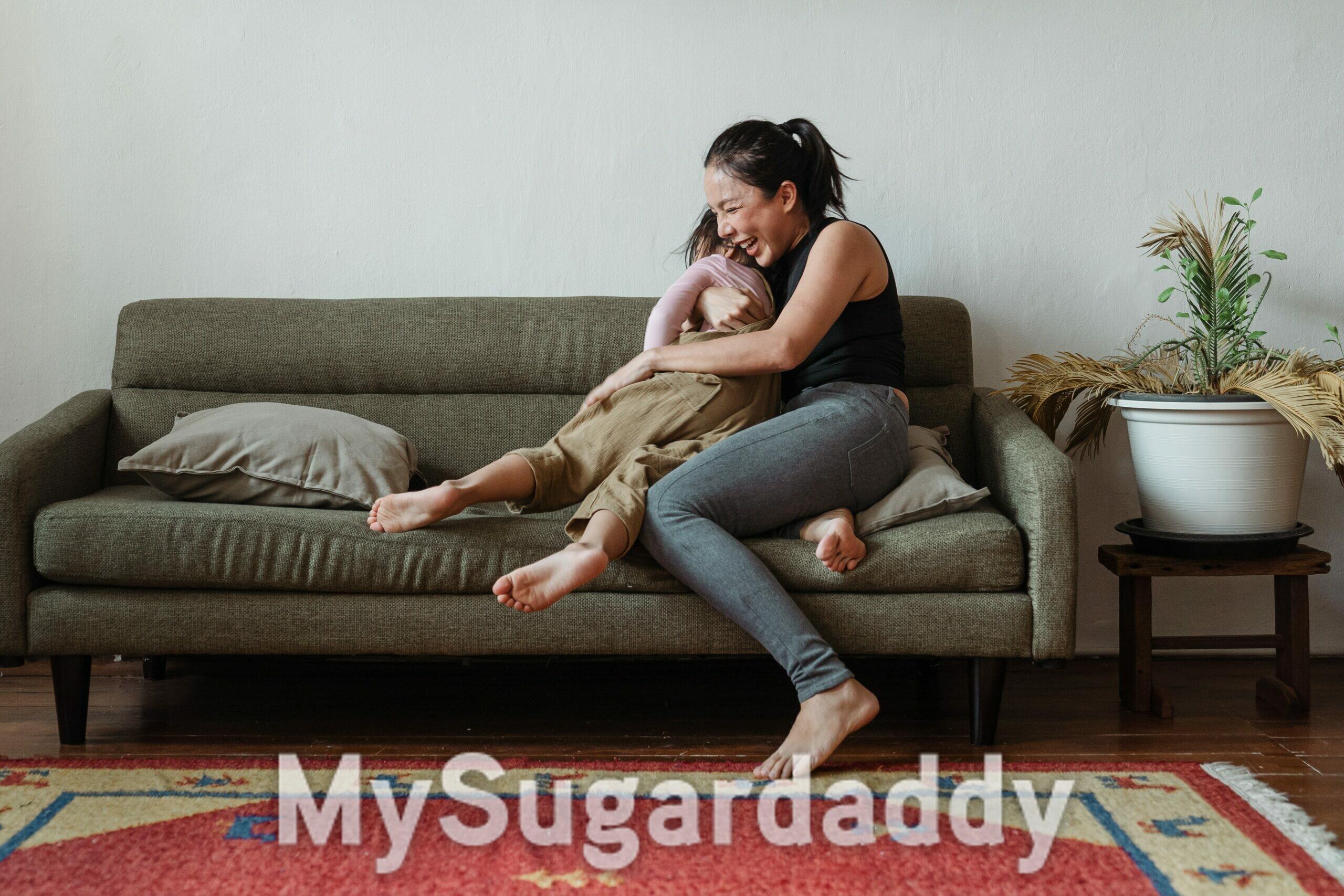 madre soltera y sugar baby